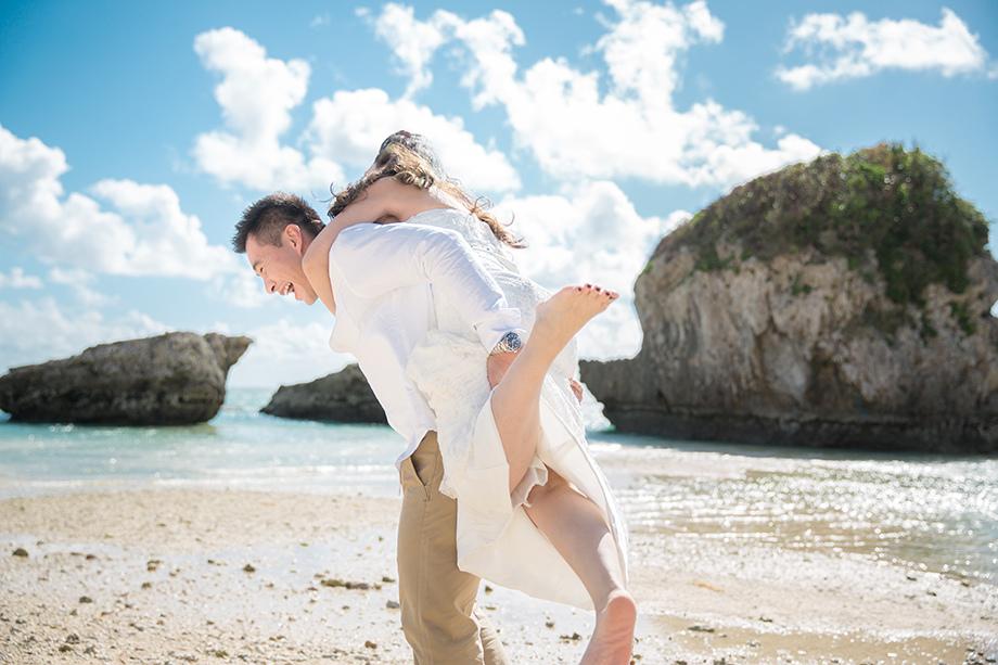 [自助婚紗][海外婚紗][日本婚紗]感謝新人麥麥+Sean推薦(羊吃草攝影)-沖繩-9