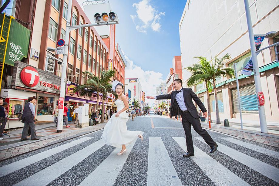 [自助婚紗][海外婚紗][日本婚紗]感謝新人麥麥+Sean推薦(羊吃草攝影)-沖繩-18