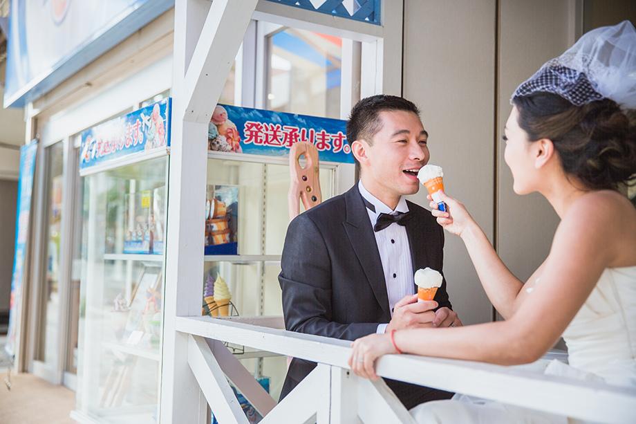 [自助婚紗][海外婚紗][日本婚紗]感謝新人麥麥+Sean推薦(羊吃草攝影)-沖繩-20