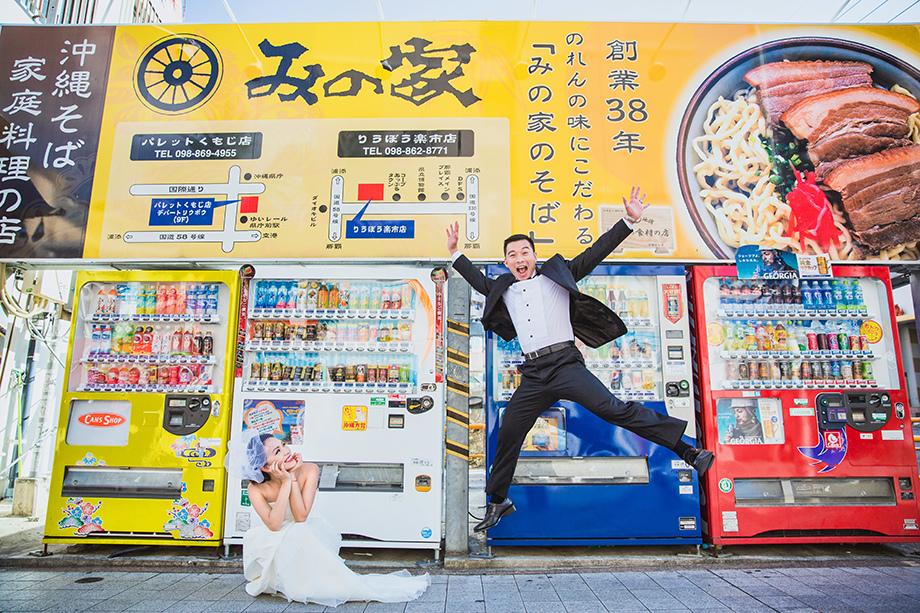[自助婚紗][海外婚紗][日本婚紗]感謝新人麥麥+Sean推薦(羊吃草攝影)-沖繩-22