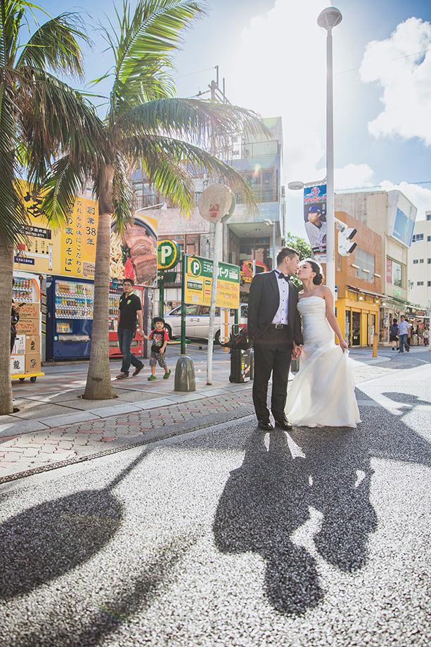 [自助婚紗][海外婚紗][日本婚紗]感謝新人麥麥+Sean推薦(羊吃草攝影)-沖繩-23