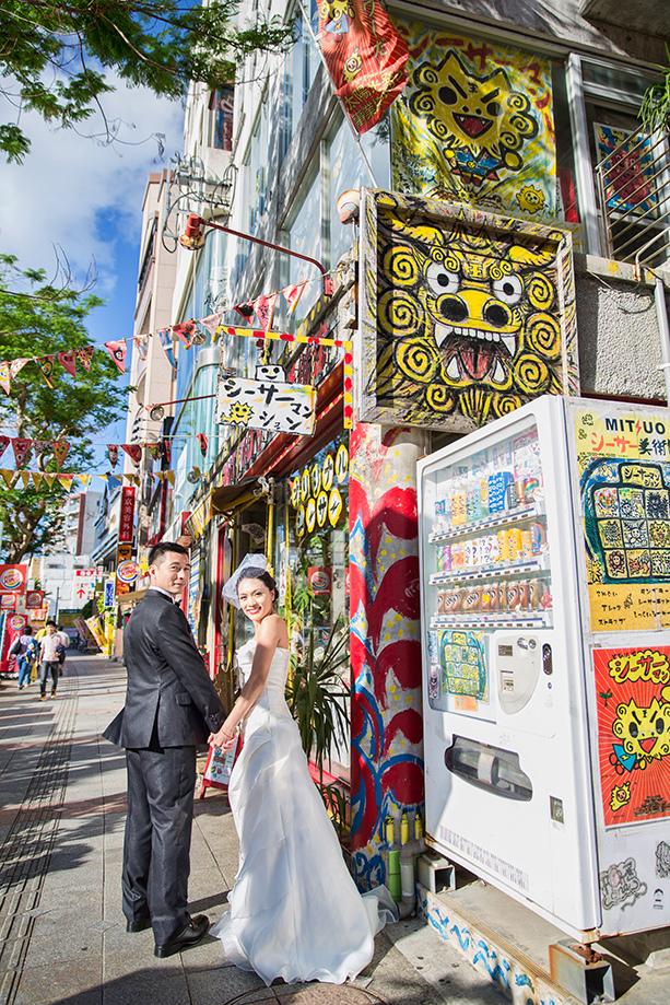 [自助婚紗][海外婚紗][日本婚紗]感謝新人麥麥+Sean推薦(羊吃草攝影)-沖繩-25