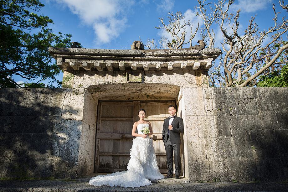 [自助婚紗][海外婚紗][日本婚紗]感謝新人麥麥+Sean推薦(羊吃草攝影)-沖繩-27