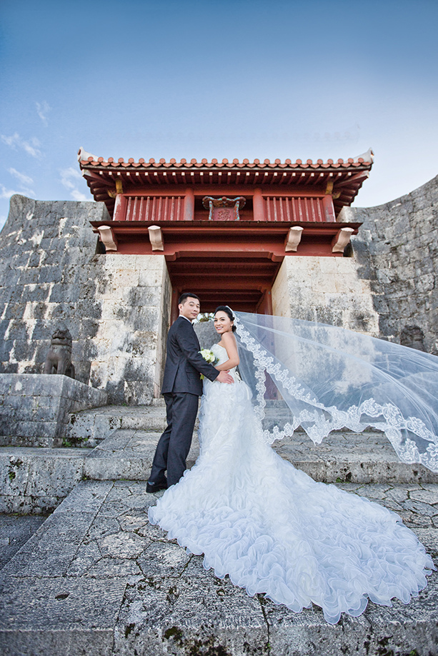 [自助婚紗][海外婚紗][日本婚紗]感謝新人麥麥+Sean推薦(羊吃草攝影)-沖繩-28