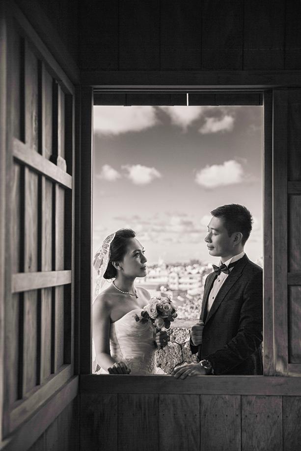 [自助婚紗][海外婚紗][日本婚紗]感謝新人麥麥+Sean推薦(羊吃草攝影)-沖繩-30