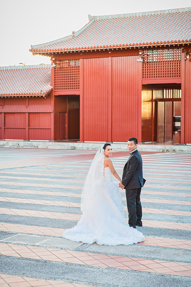 [自助婚紗][海外婚紗][日本婚紗]感謝新人麥麥+Sean推薦(羊吃草攝影)-沖繩-32
