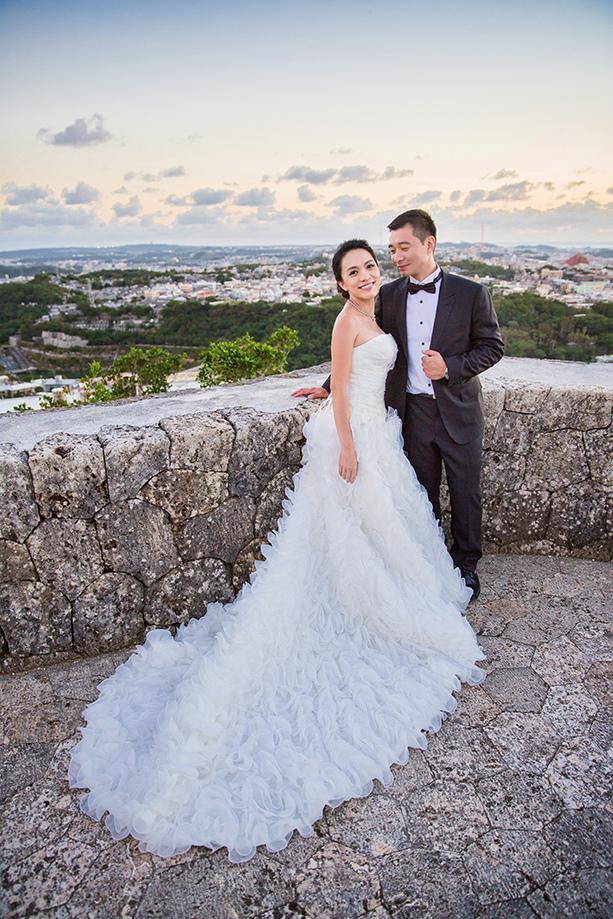[自助婚紗][海外婚紗][日本婚紗]感謝新人麥麥+Sean推薦(羊吃草攝影)-沖繩-33