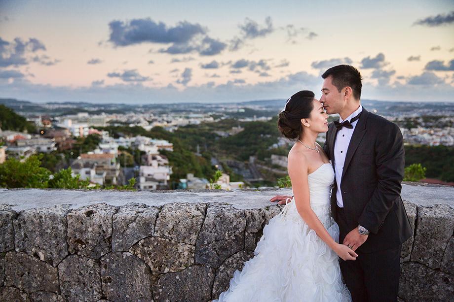 [自助婚紗][海外婚紗][日本婚紗]感謝新人麥麥+Sean推薦(羊吃草攝影)-沖繩-34