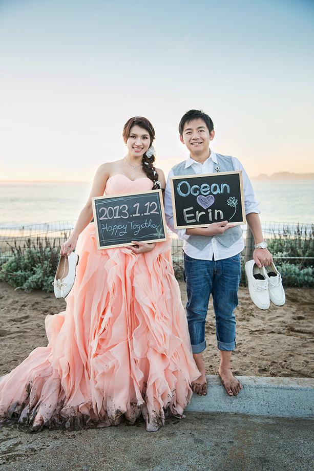 [自助婚紗][海外婚紗][舊金山婚紗]感謝新人Erin+Ocean推薦(羊吃草攝影)-舊金山-13