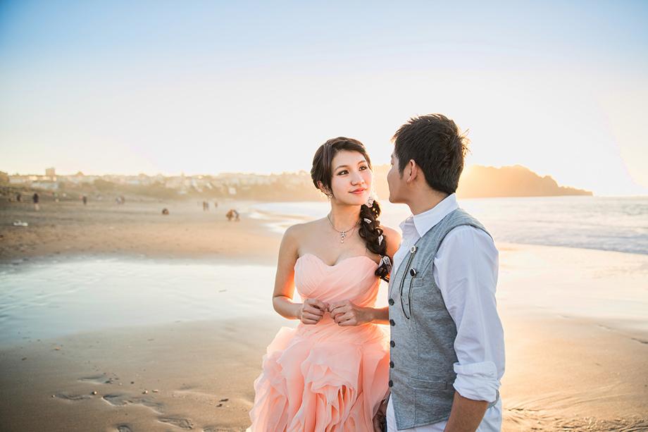 [自助婚紗][海外婚紗][舊金山婚紗]感謝新人Erin+Ocean推薦(羊吃草攝影)-舊金山-23