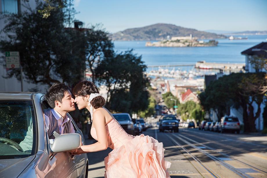 [自助婚紗][海外婚紗][舊金山婚紗]感謝新人Erin+Ocean推薦(羊吃草攝影)-舊金山-38
