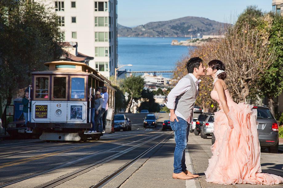 [自助婚紗][海外婚紗][舊金山婚紗]感謝新人Erin+Ocean推薦(羊吃草攝影)-舊金山-37