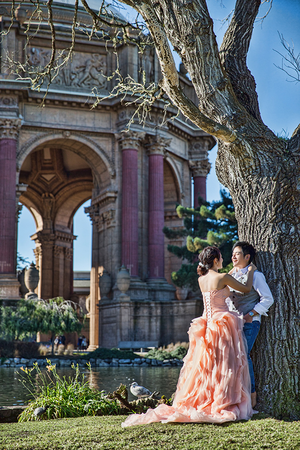 Apr 23 Sat 2016 [自助婚紗][海外婚紗][舊金山婚紗]感謝新人Erin+Ocean推薦(羊吃草攝影)-舊金山