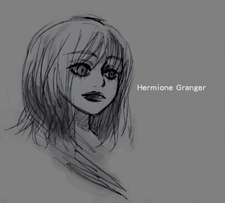 妙麗-該死我畫成直髮