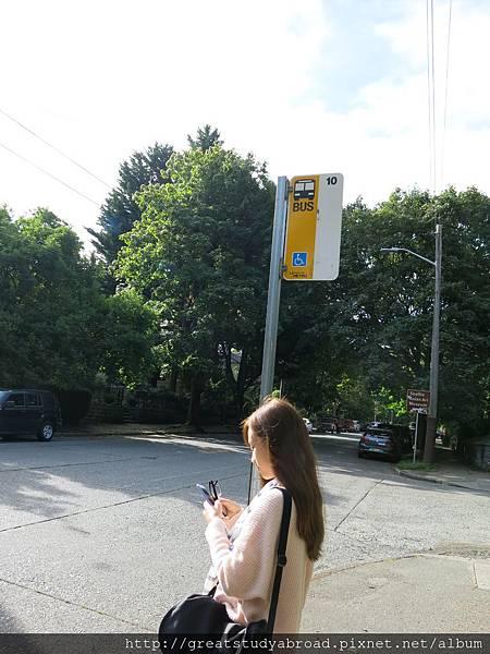 Sonia 等公車