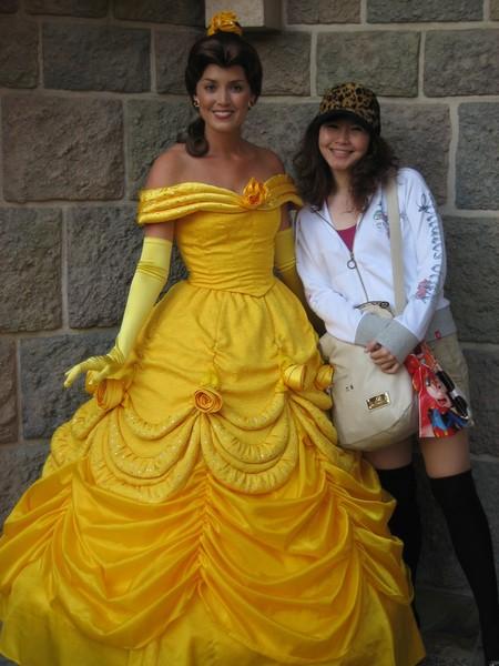我跟公主是好朋友^^