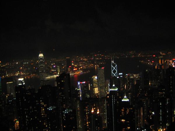 不過夜景很漂亮喔~