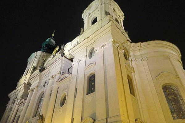 10-29-聖尼古拉教堂夜景3.JPG