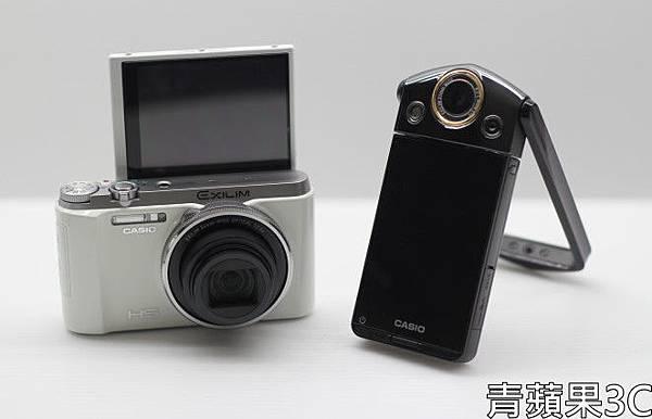 青蘋果3C - 比較 - ZR1000 TR15 自拍模式 (2).JPG