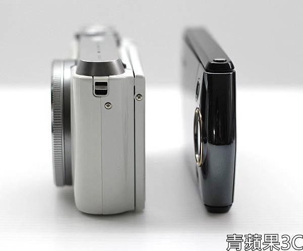 青蘋果3C - 比較 - ZR1000 TR15 側面比較.JPG