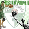 Darjus Lavrinovic