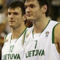 Lavrinovic Twins