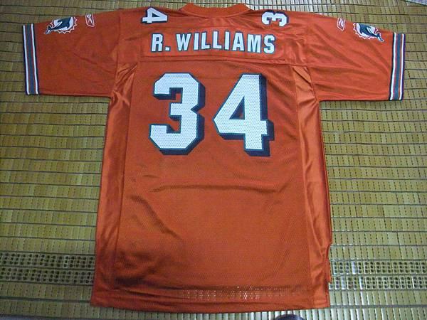 Ricky Williams海豚Alternate Replica--背面.JPG