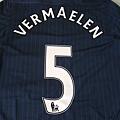 Arsenal 200910客場--5 Thomas Vermaelen.JPG