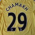 Arsenal 201011客場--29 Marouane Chamakh.JPG