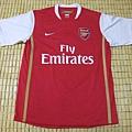 Arsenal 200608主場--正面