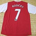 Arsenal 200608主場--背面