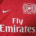 Arsenal 201112主場--胸前