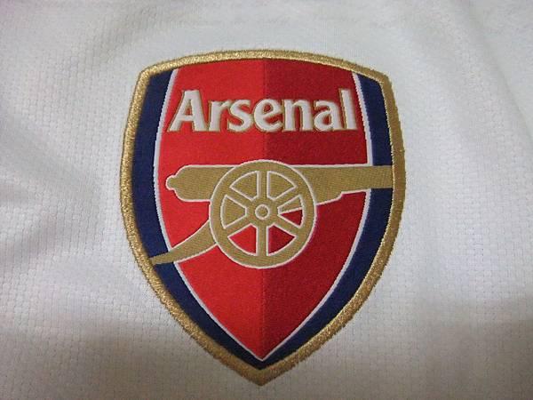 Arsenal 200708客場(球員版)--隊徽
