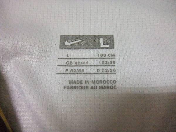 Arsenal 200708客場(球員版)--Size L