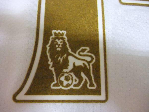Arsenal 200708客場(球員版)--金字金獅