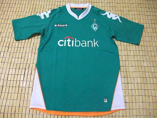 Werder Bremen 2007-08主場--正面