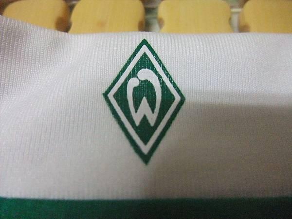 Werder Bremen 2007-08主場--後領