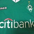 Werder Bremen 2007-08主場--胸前