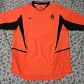 2002-04荷蘭主場--正面