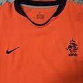 2002-04荷蘭主場--胸前