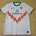 Werder Bremen 2011-12 3rd--正面