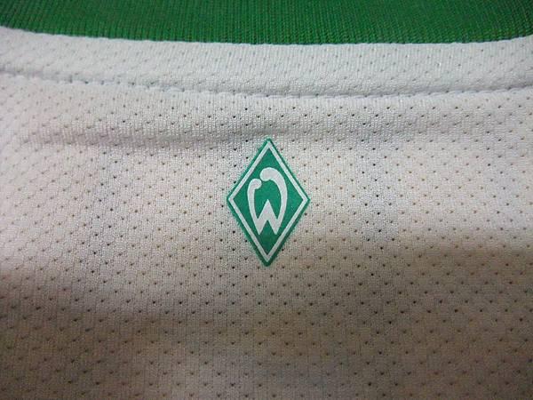 Werder Bremen 2011-12 3rd--後領