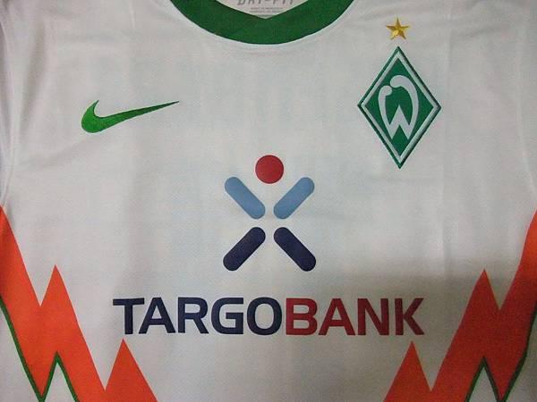 Werder Bremen 2011-12 3rd--胸前