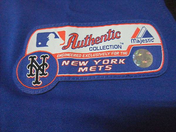 New York Mets 2011 Cool Base BP Jersey--下標