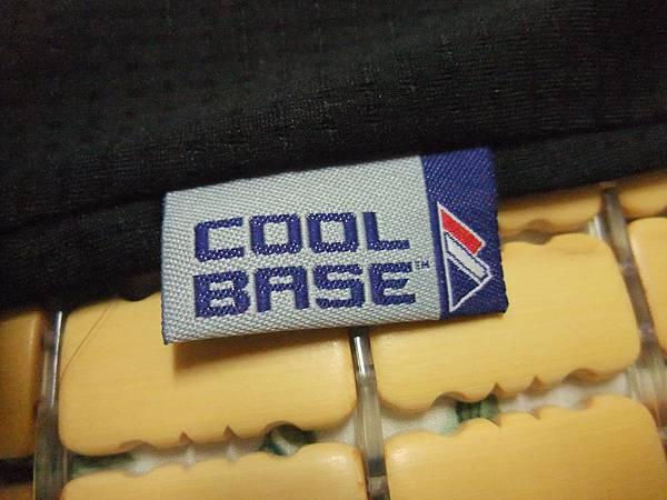 New York Mets 2011 Cool Base BP Jersey--側邊CB標