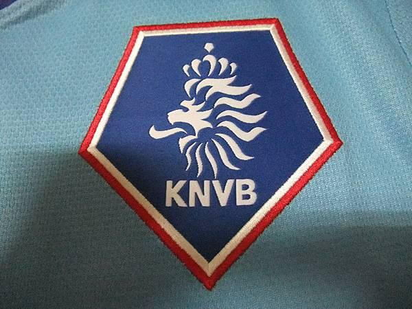 2008-10荷蘭客場球員版Ruud van Nistelrooy--隊徽
