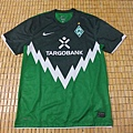 Werder Bremen 2010-11 Home--正面