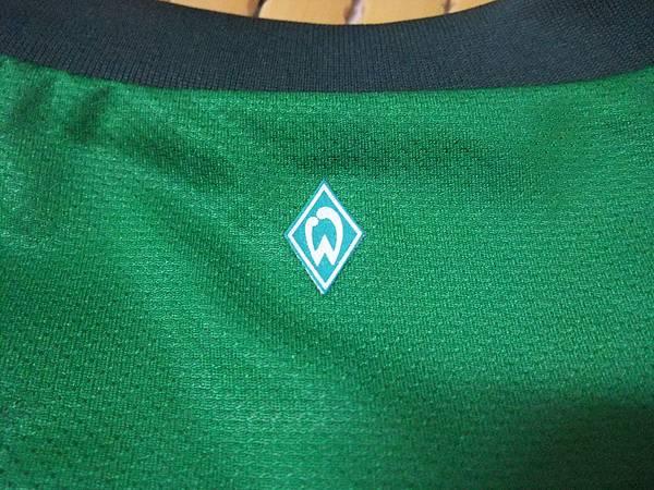 Werder Bremen 2010-11 Home--後領