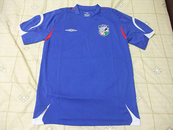 中華民國2007-08主場--正面