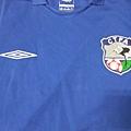 中華民國2007-08主場--胸前